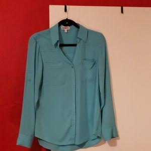 Womens dress blouse